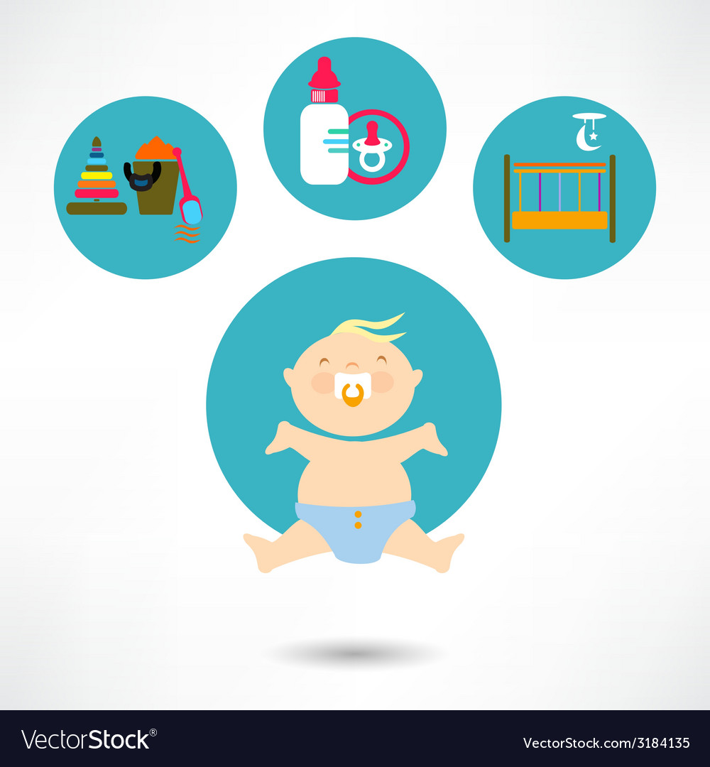 Child signs vector   Price: 1 Credit (USD $1)