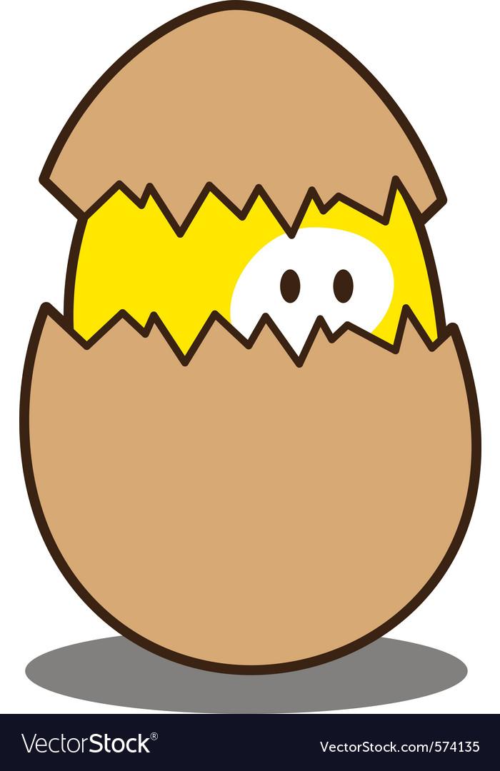 Cute chicken vector | Price: 1 Credit (USD $1)