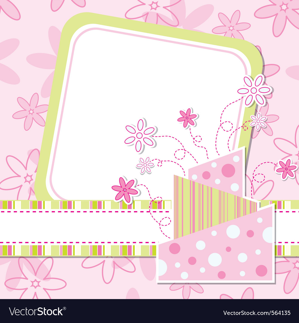 Template greeting card eps10 vector | Price: 1 Credit (USD $1)