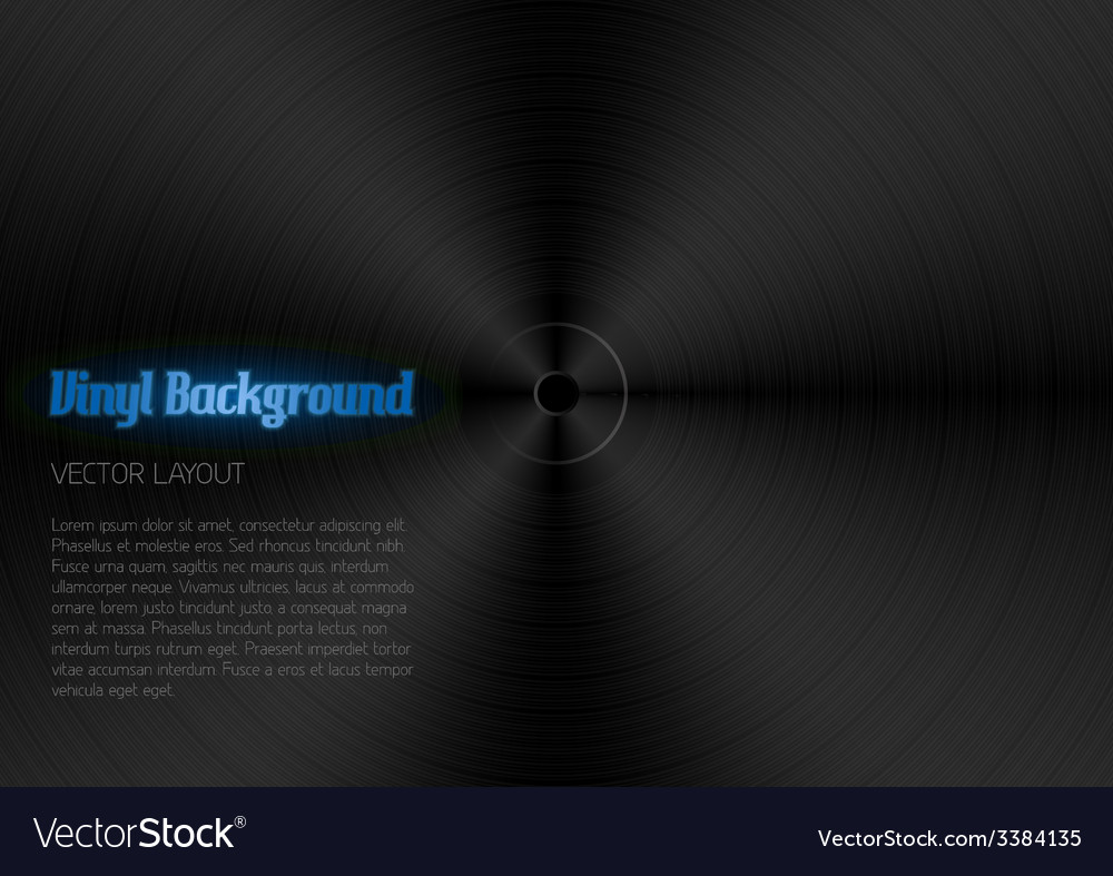 Vinyl background vector | Price: 1 Credit (USD $1)