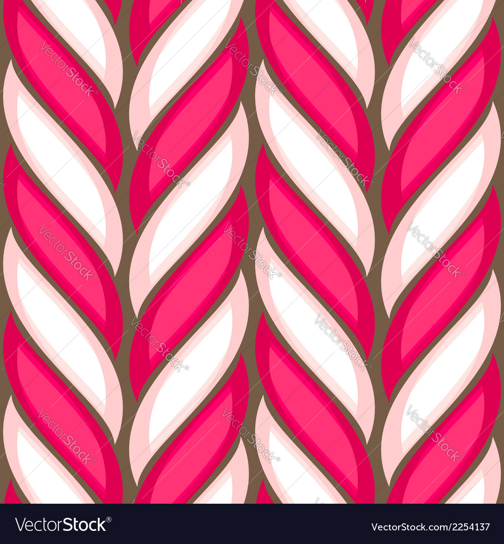 Candy cane spiral pattern vector | Price: 1 Credit (USD $1)