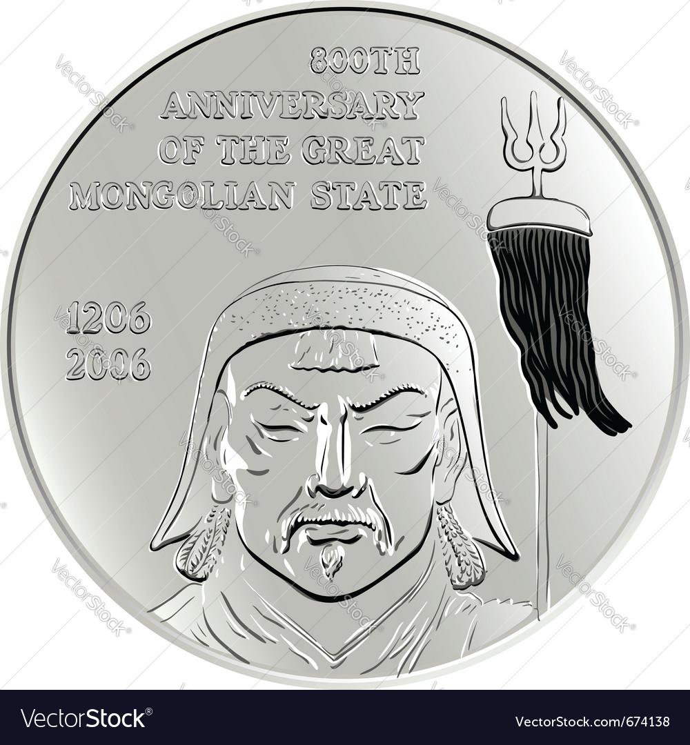 Commemorative coin vector | Price: 1 Credit (USD $1)