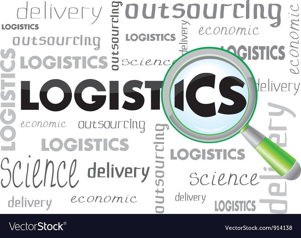 Logistics b vector | Price: 1 Credit (USD $1)