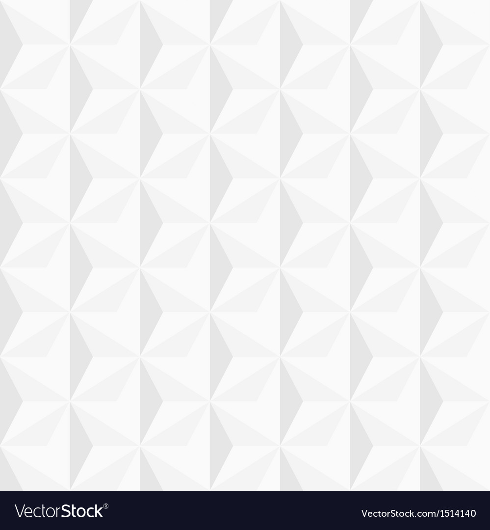 3d white geometric background vector | Price: 1 Credit (USD $1)