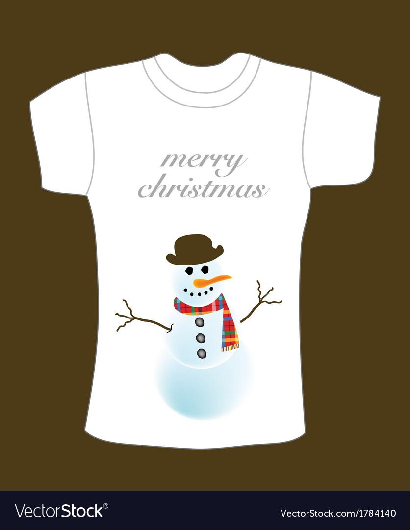 Christmas t-shirt deisgn vector | Price: 1 Credit (USD $1)