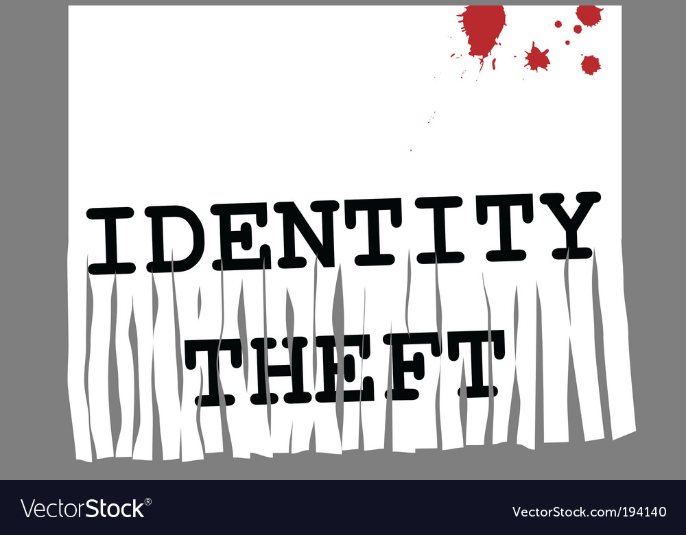 Id theft vector | Price: 1 Credit (USD $1)