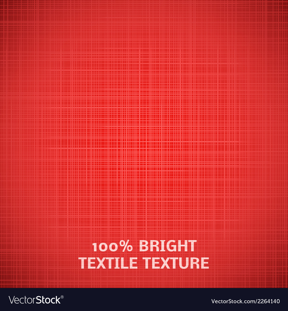 Red fabric texture for your elegant design vector | Price: 1 Credit (USD $1)