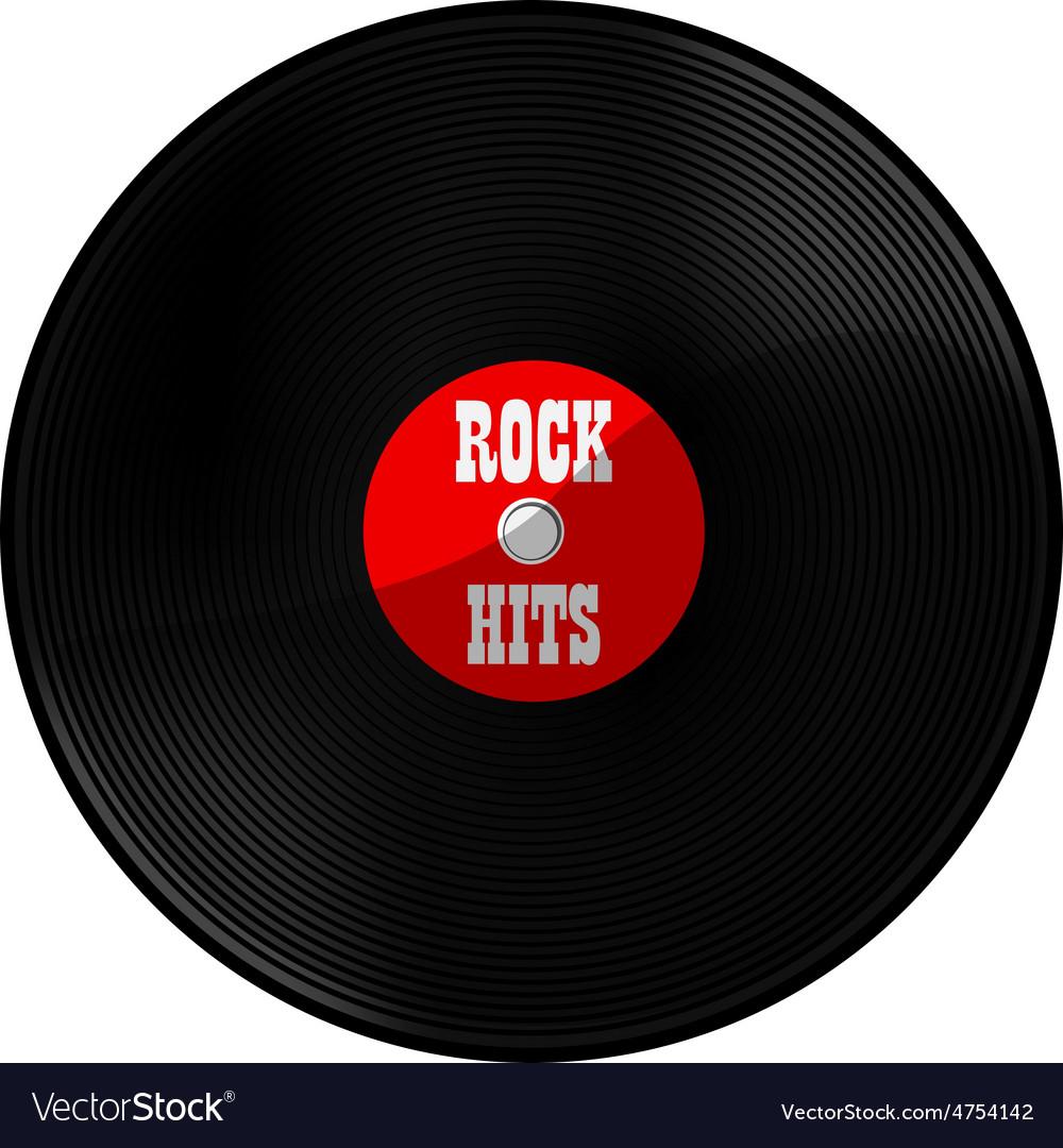 Rock hits vector | Price: 1 Credit (USD $1)