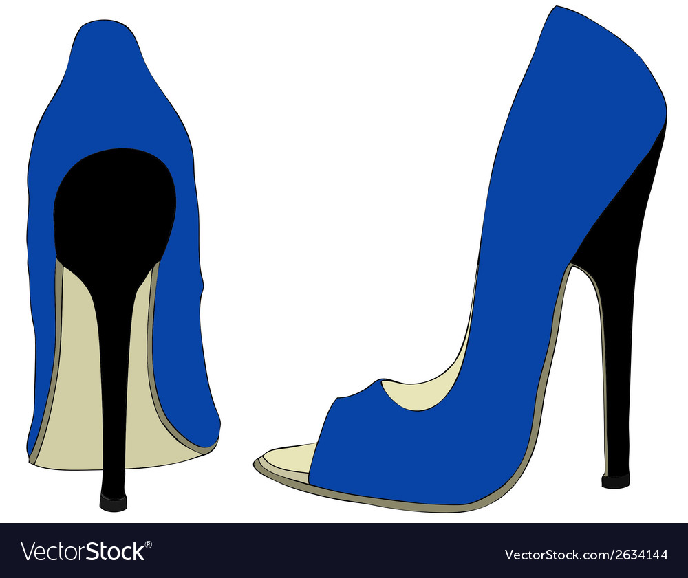Shoes and fashion vector | Price: 1 Credit (USD $1)