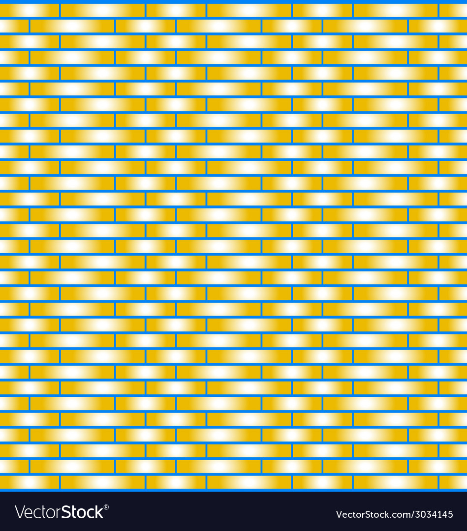 Weave pattern yellow background vector | Price: 1 Credit (USD $1)