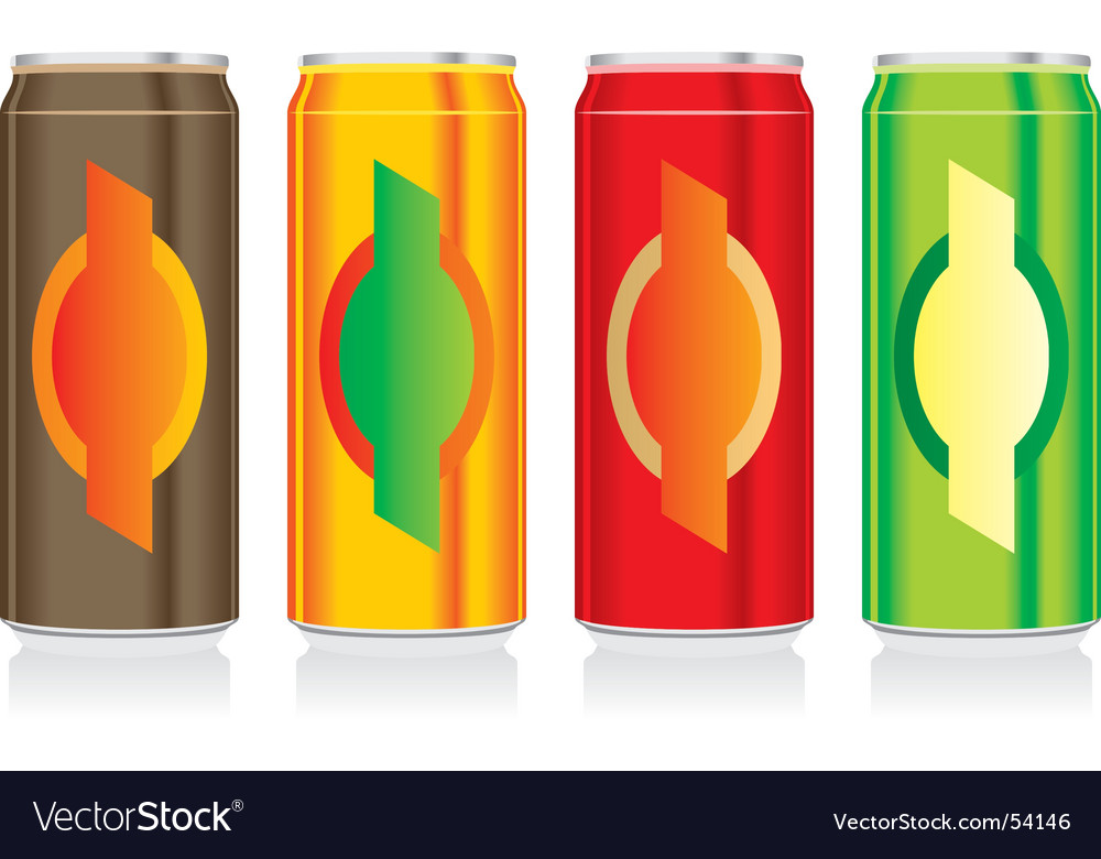 Beer cans vector   Price: 1 Credit (USD $1)