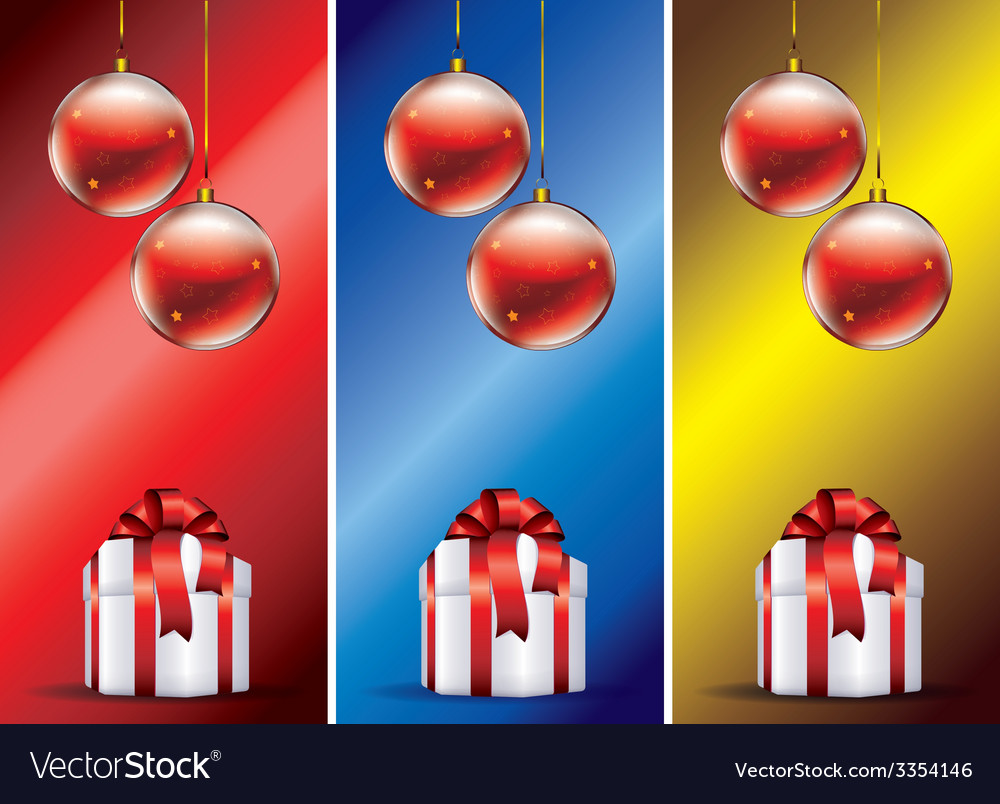 Christmas decor vector | Price: 3 Credit (USD $3)