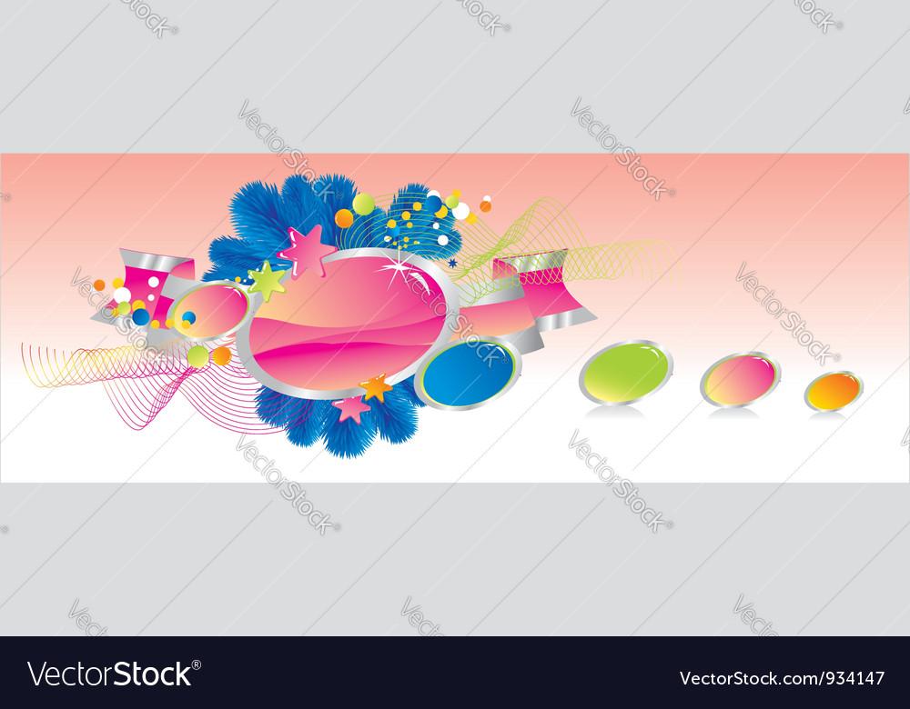 Decorative background vector   Price: 1 Credit (USD $1)