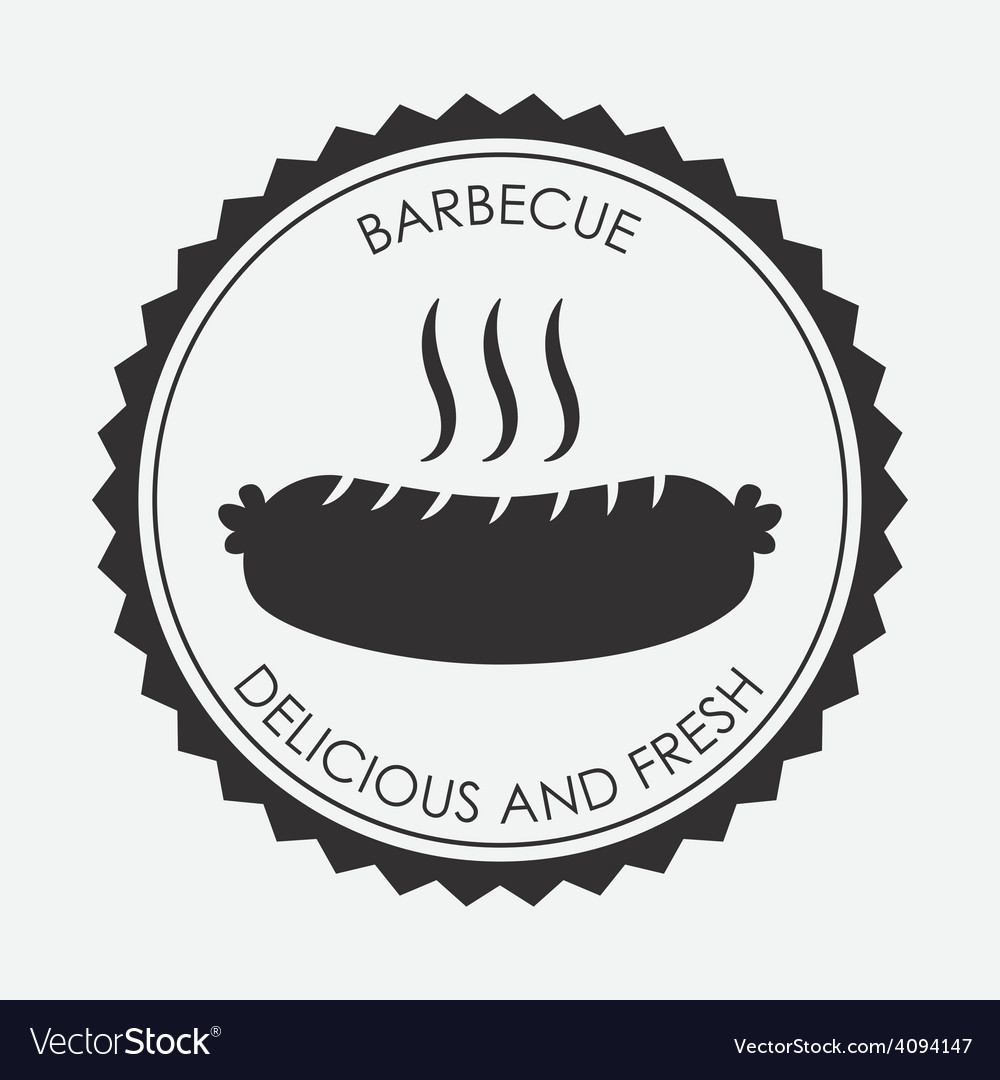Delicious barbecue vector | Price: 1 Credit (USD $1)
