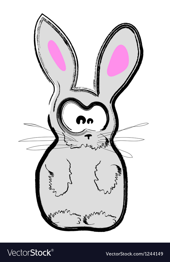 Hare vector | Price: 1 Credit (USD $1)