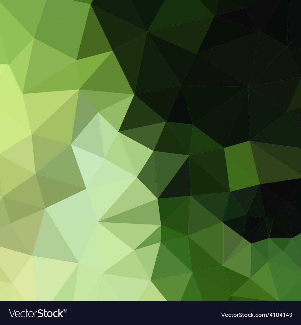 Triangles pattern of geometric shapes colorful vector