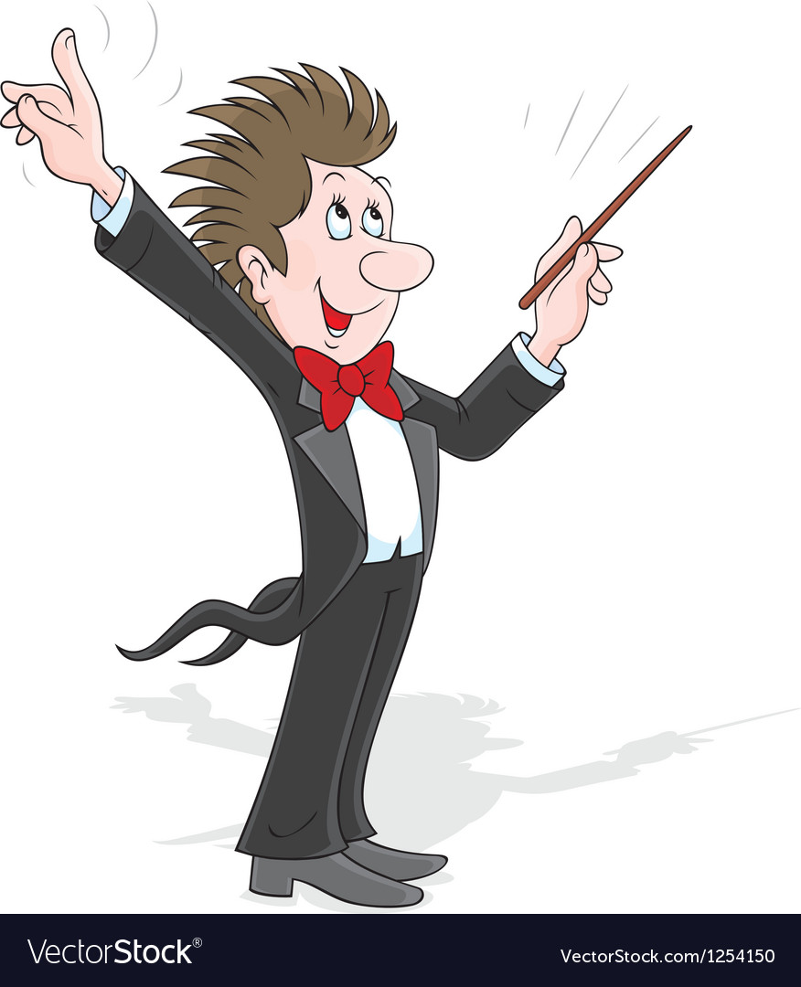 Conductor vector | Price: 3 Credit (USD $3)