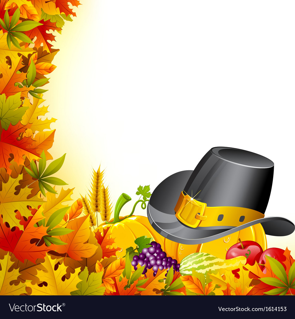 Colorful thanksgiving vector | Price: 1 Credit (USD $1)