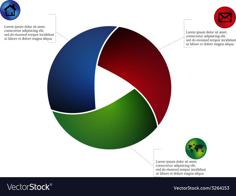 Icon graph vector | Price: 1 Credit (USD $1)