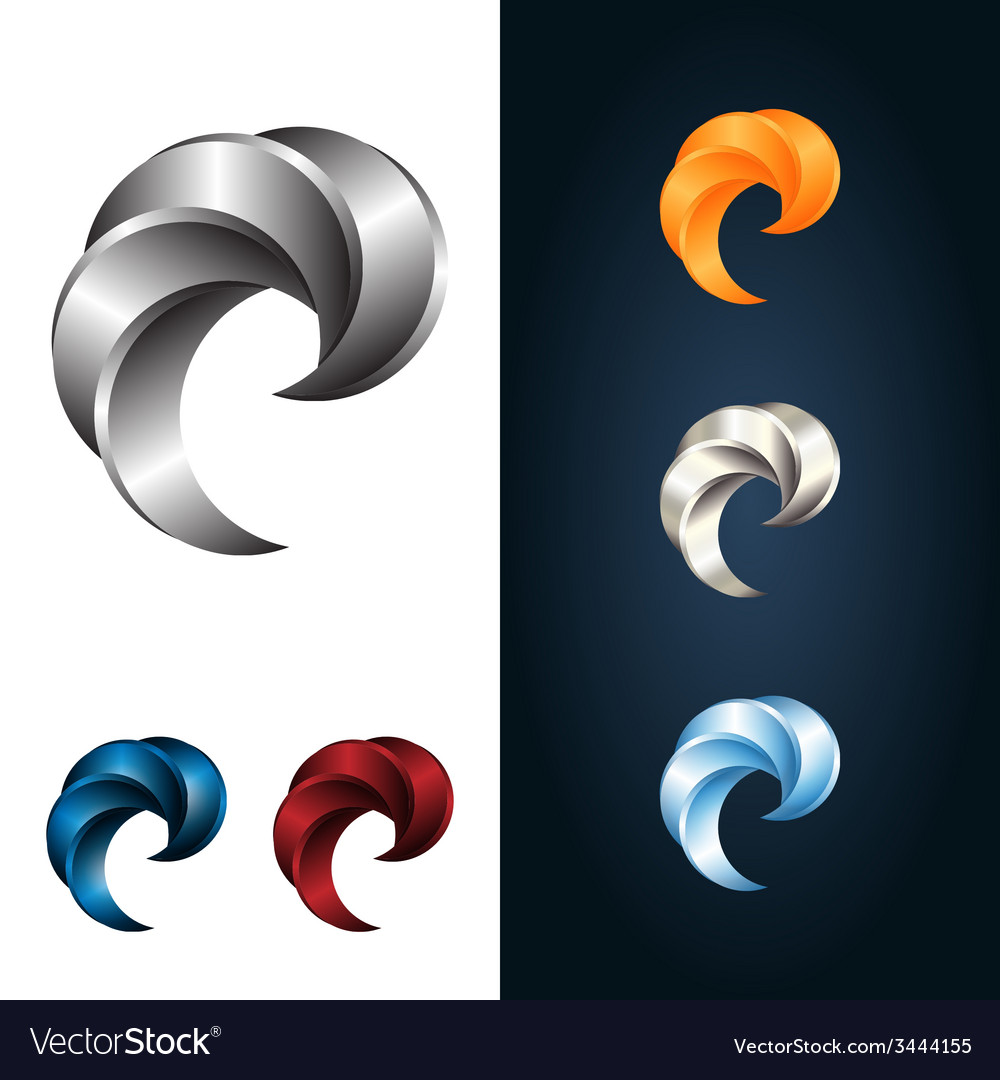 Logo or emblem template metal claw icon vector | Price: 1 Credit (USD $1)