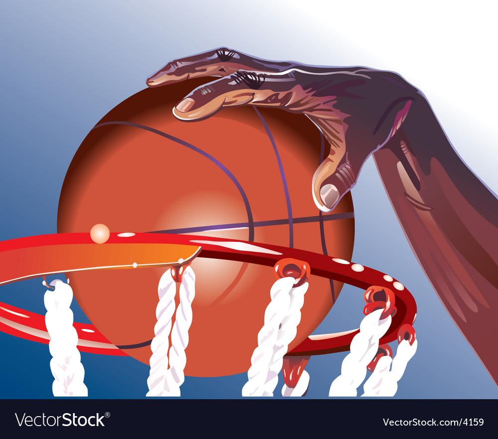 Basketball illustration vector | Price: 5 Credit (USD $5)