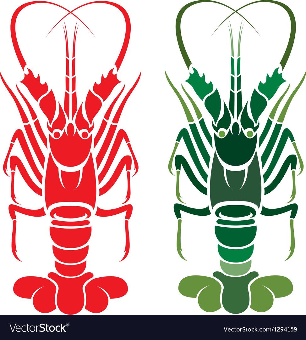 Lobster vector | Price: 1 Credit (USD $1)