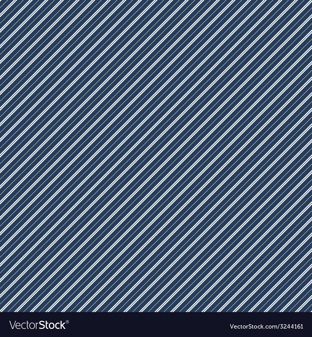 Elegant seamless pattern retro blue white colors vector | Price: 1 Credit (USD $1)