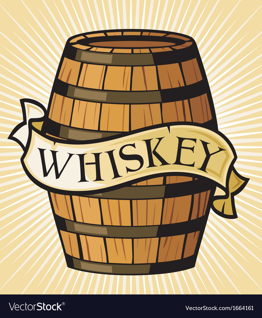 Whiskey label vector | Price: 1 Credit (USD $1)