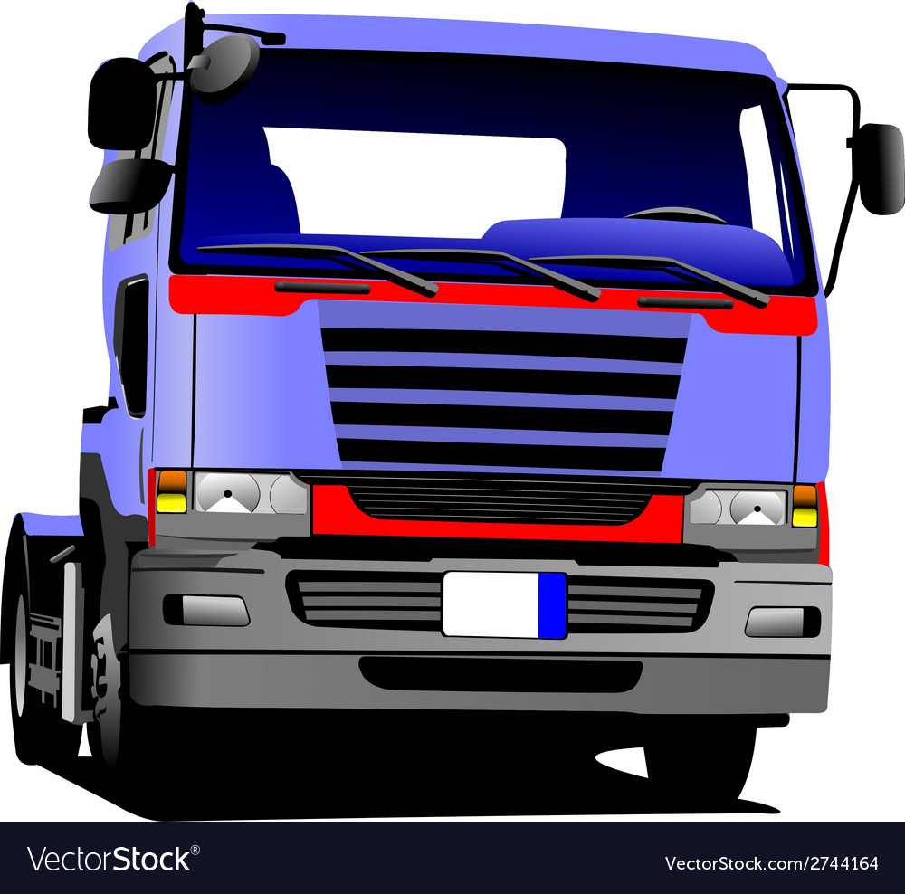Al 0549 truck vector   Price: 1 Credit (USD $1)