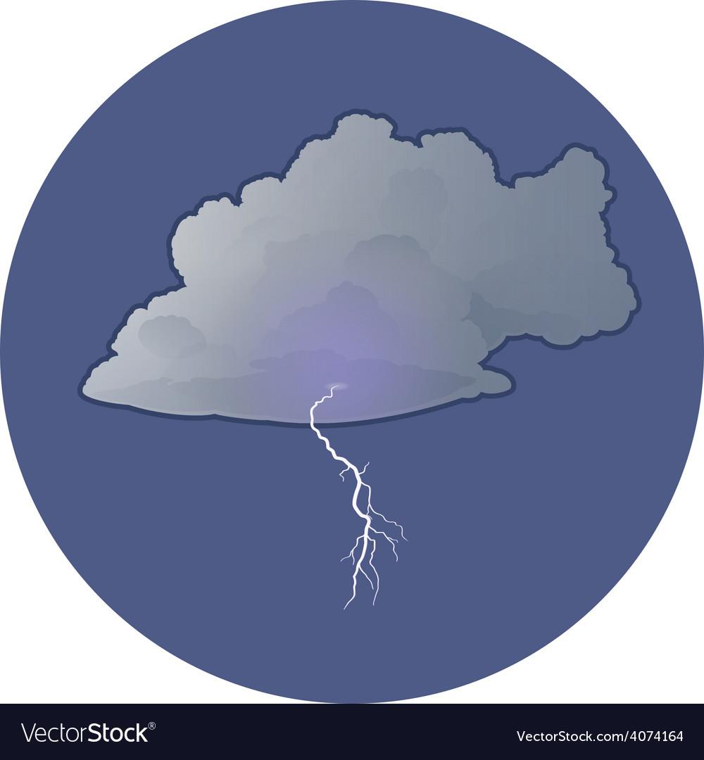 Cloud vector | Price: 1 Credit (USD $1)