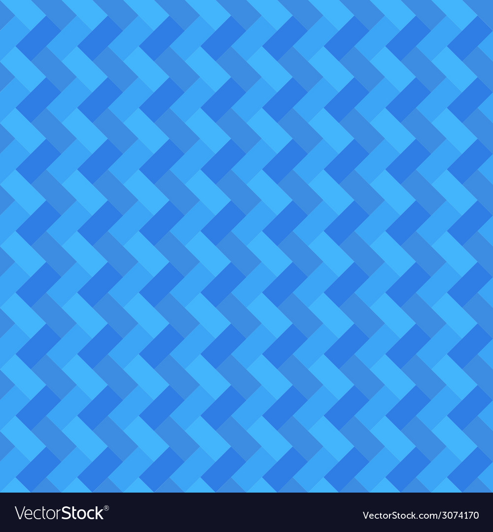 Blue geometric rectangle seamless background vector | Price: 1 Credit (USD $1)