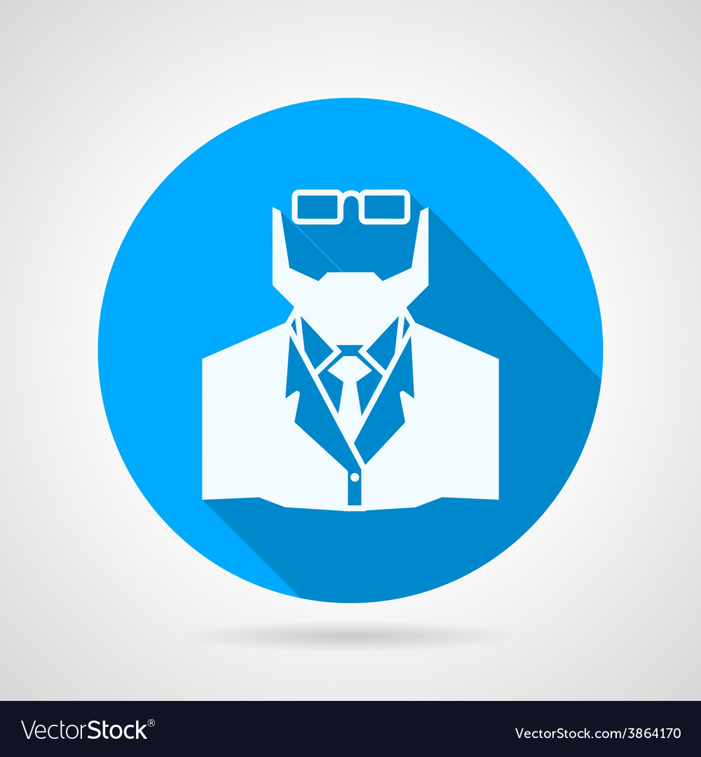 Flat icon for medicine doctor vector | Price: 1 Credit (USD $1)