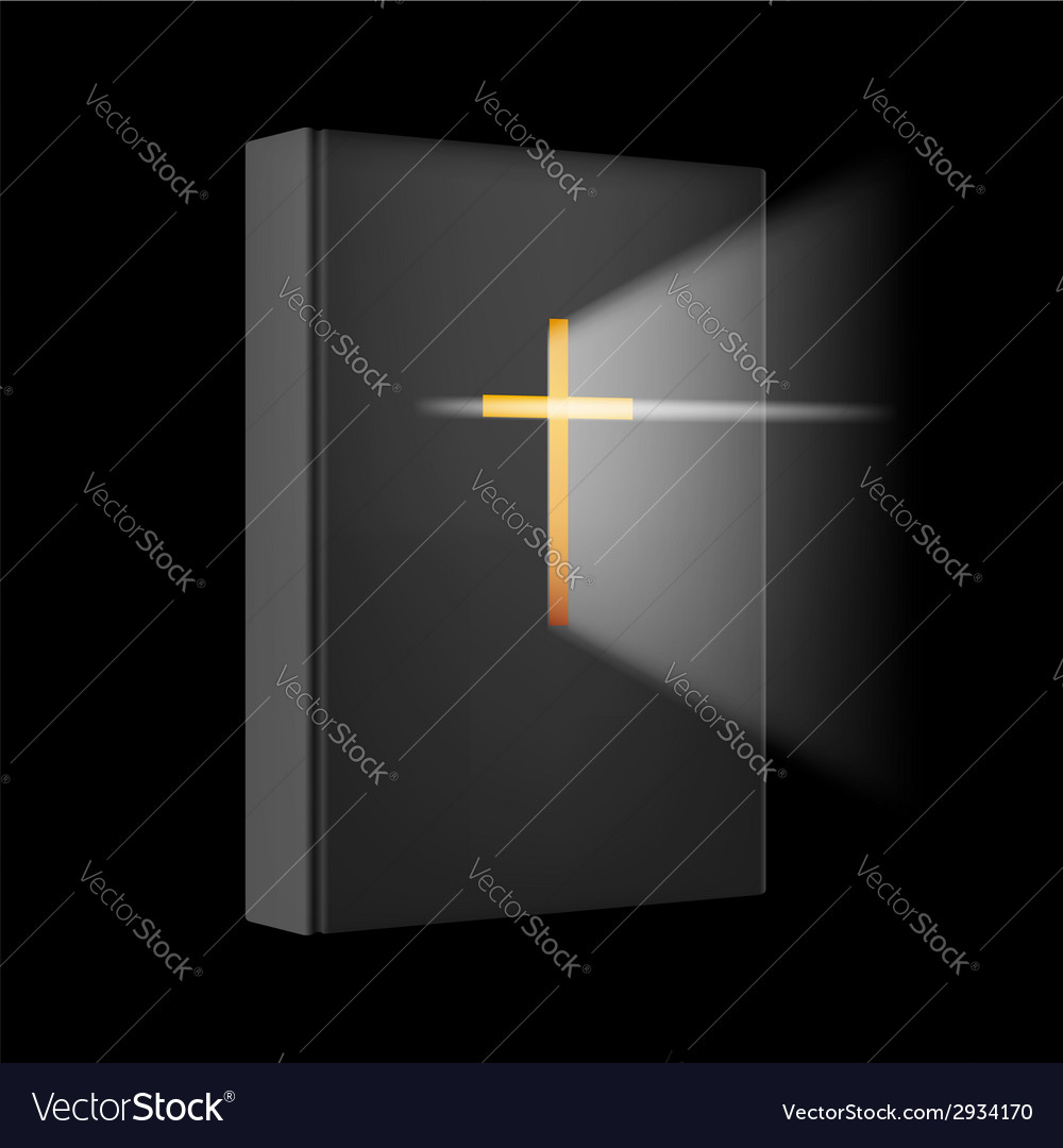 Realistic bible vector | Price: 1 Credit (USD $1)