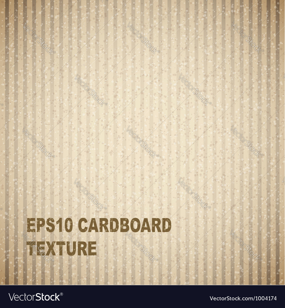Cardboard texture vector | Price: 1 Credit (USD $1)