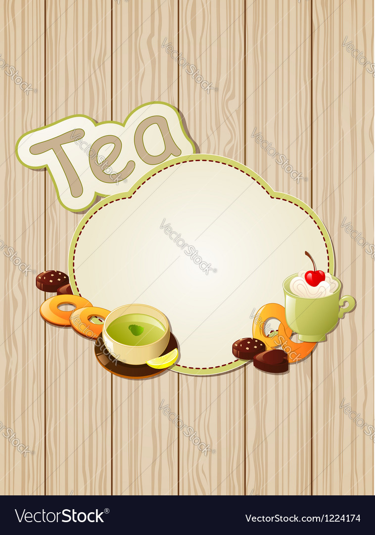 Menu label vector | Price: 1 Credit (USD $1)