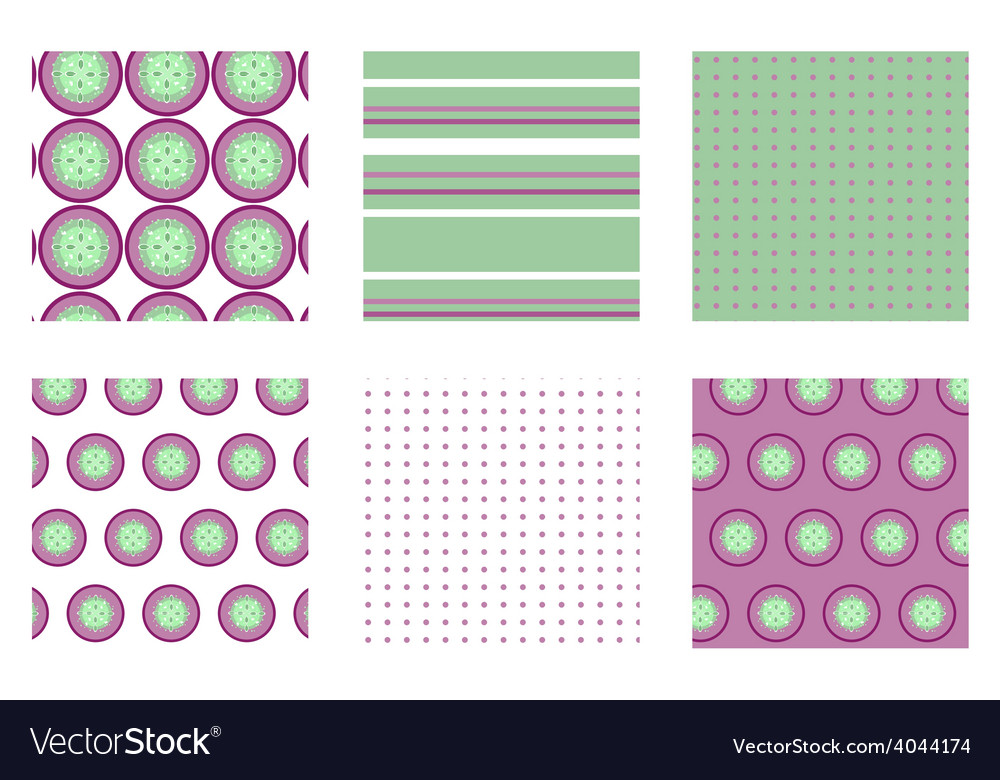 Romantic patterns vector | Price: 1 Credit (USD $1)