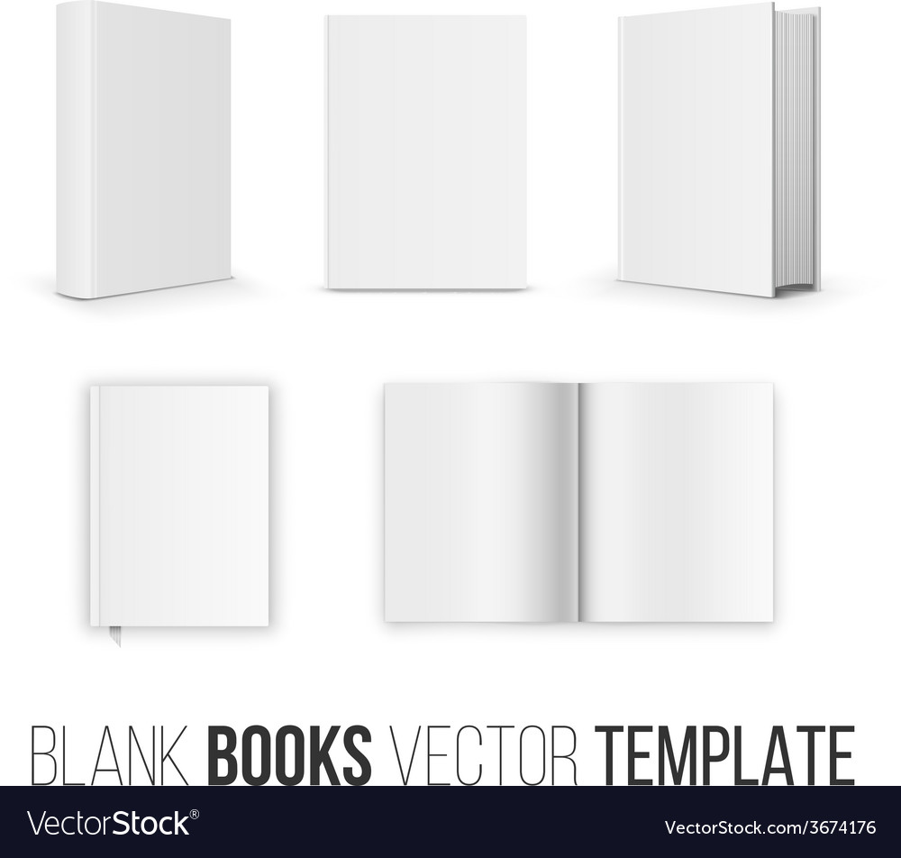 Book set vector | Price: 1 Credit (USD $1)