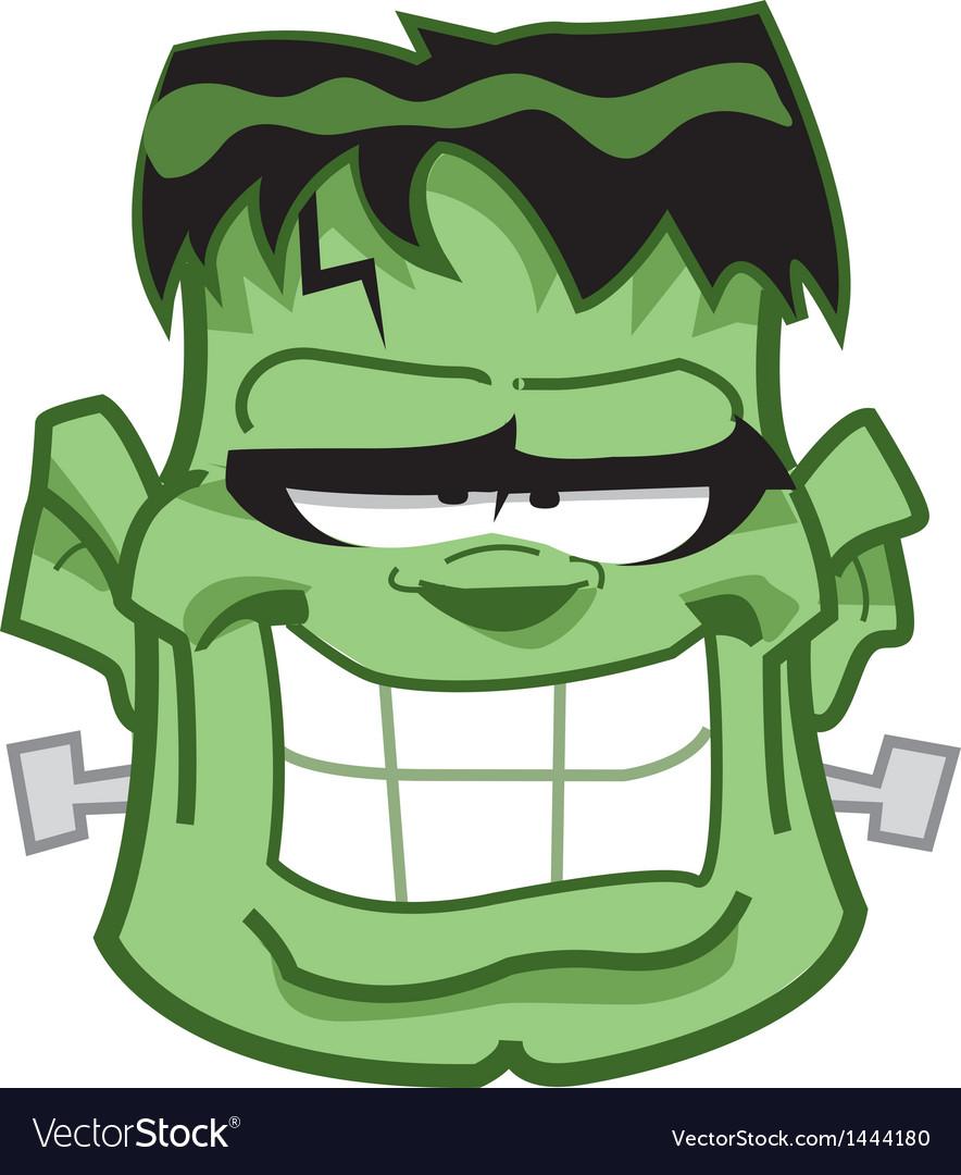 Frankenstein head vector   Price: 1 Credit (USD $1)