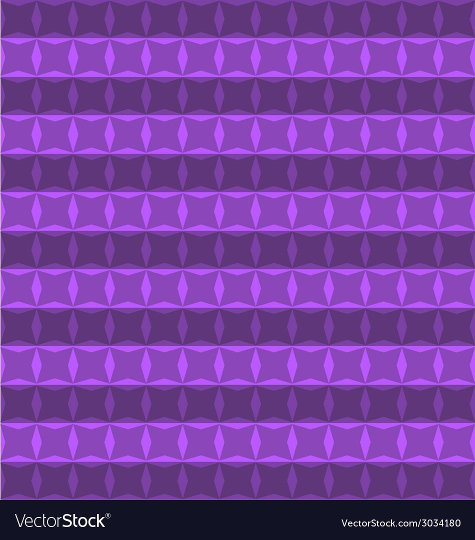 Pattern geometric purple color vector | Price: 1 Credit (USD $1)