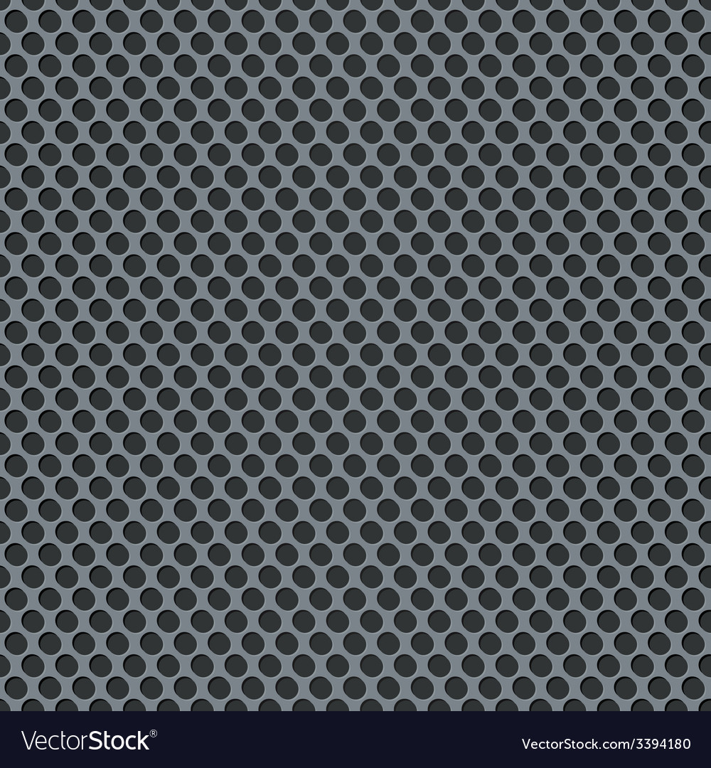 Silver metallic grid background pattern vector | Price: 1 Credit (USD $1)