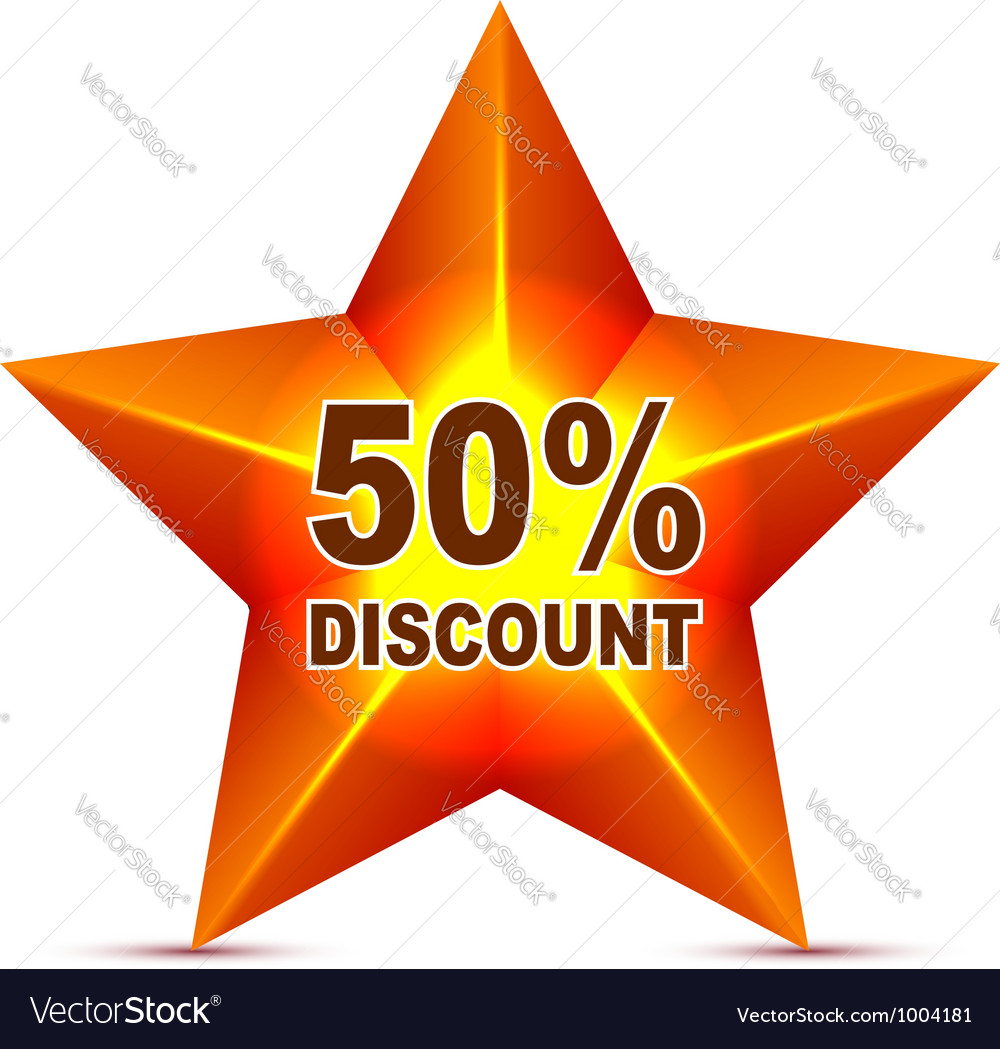 Discount tag vector | Price: 1 Credit (USD $1)