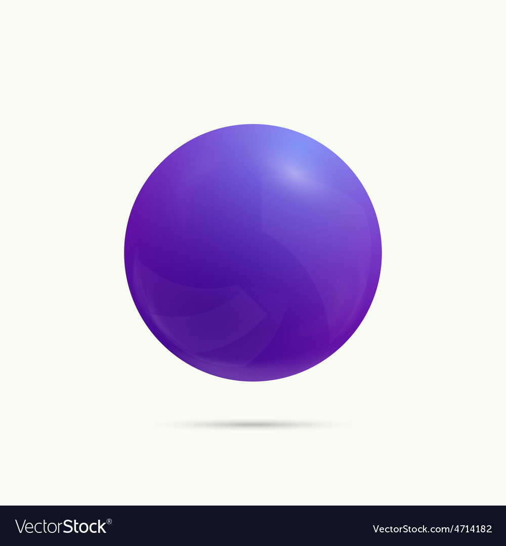 Colorful glossy spheres vector | Price: 1 Credit (USD $1)