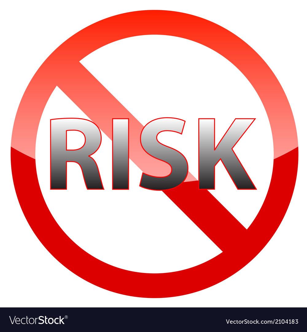 Risk-free guarantee icon vector | Price: 1 Credit (USD $1)