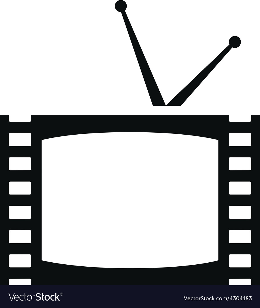 Tv set vector   Price: 1 Credit (USD $1)