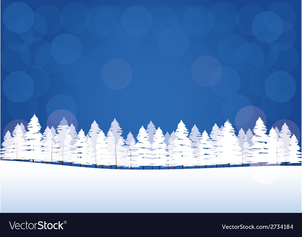Winter is coming - vector | Price: 1 Credit (USD $1)