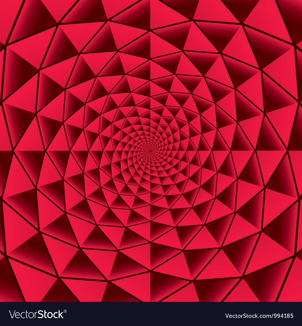 Infinite spiral elements vector | Price: 1 Credit (USD $1)