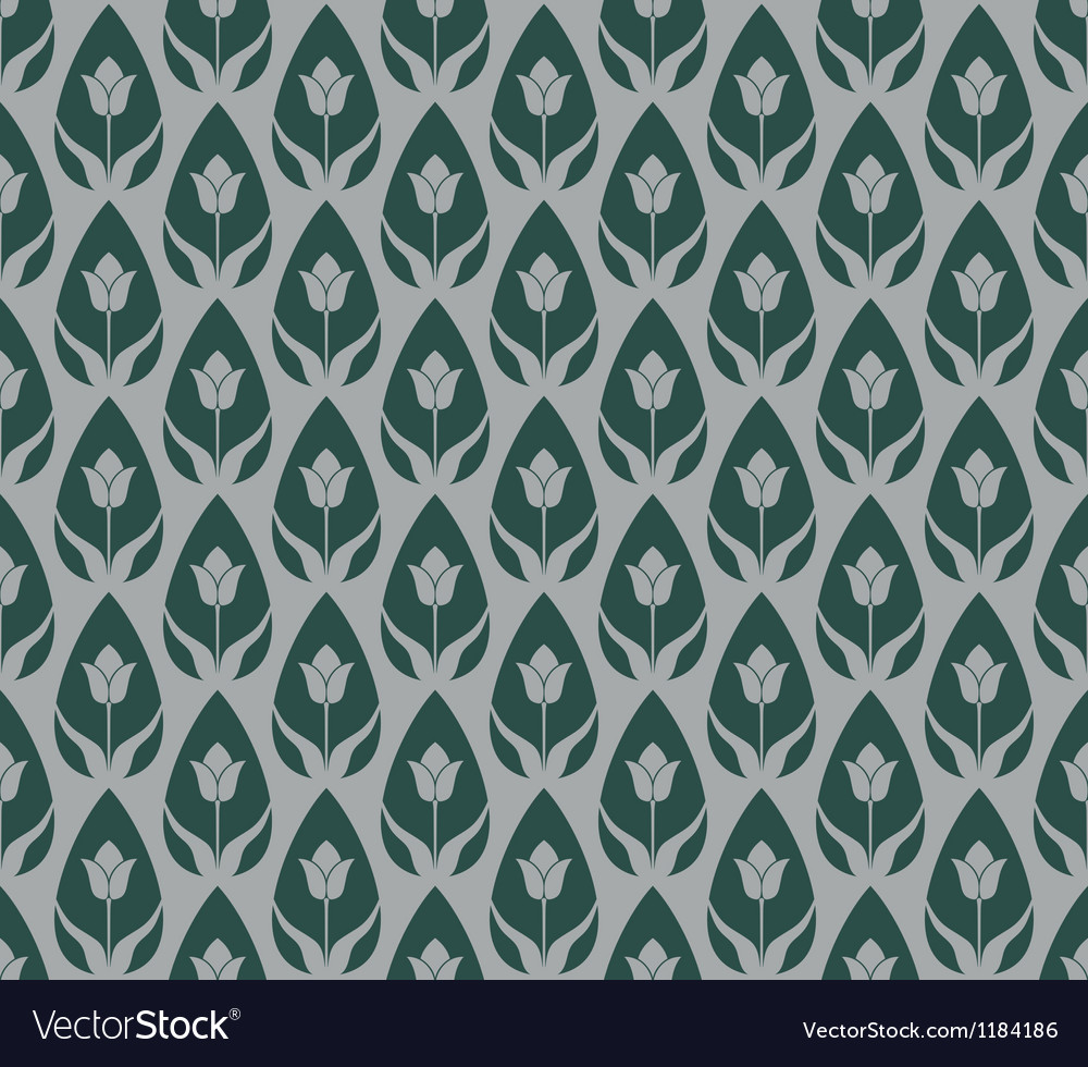 Tulip wall papers vector | Price: 1 Credit (USD $1)