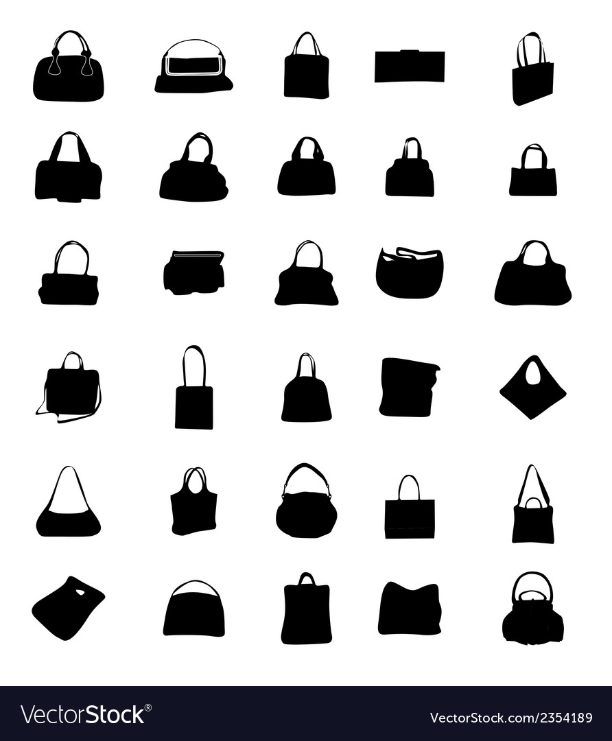 Bag icon vector | Price: 1 Credit (USD $1)