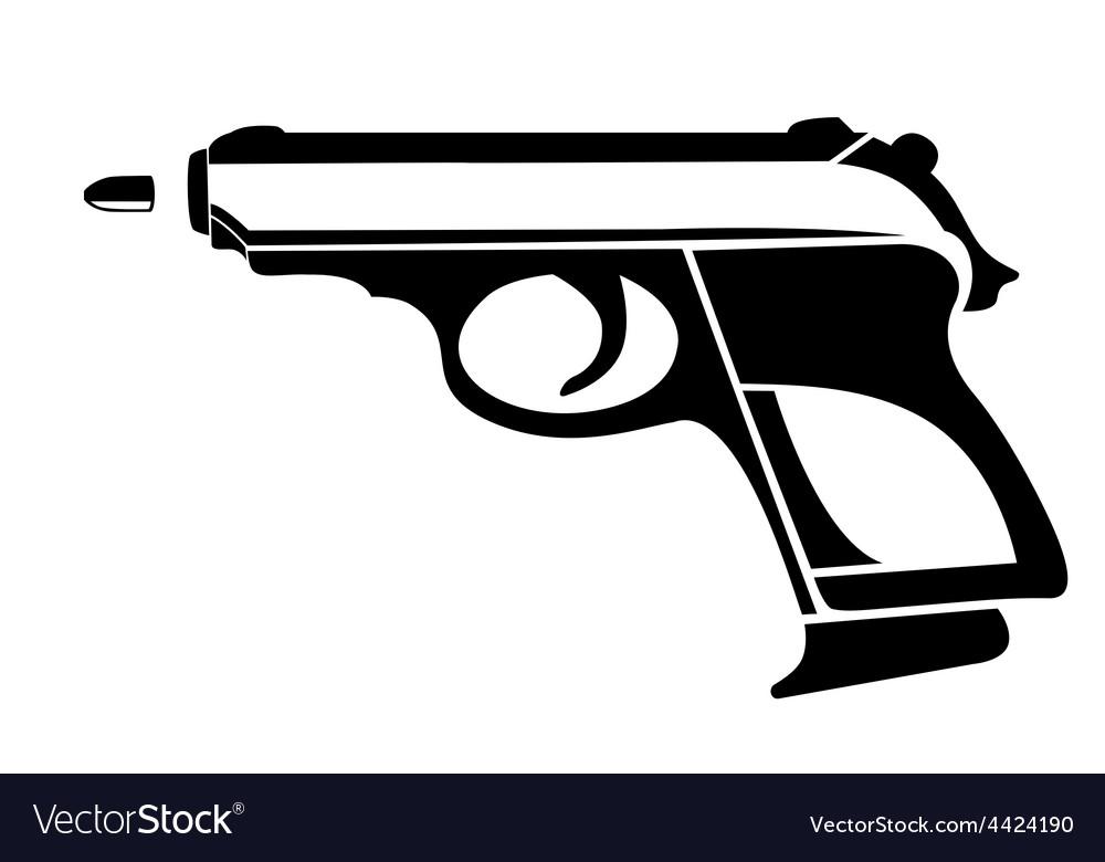 Handgun vector   Price: 1 Credit (USD $1)