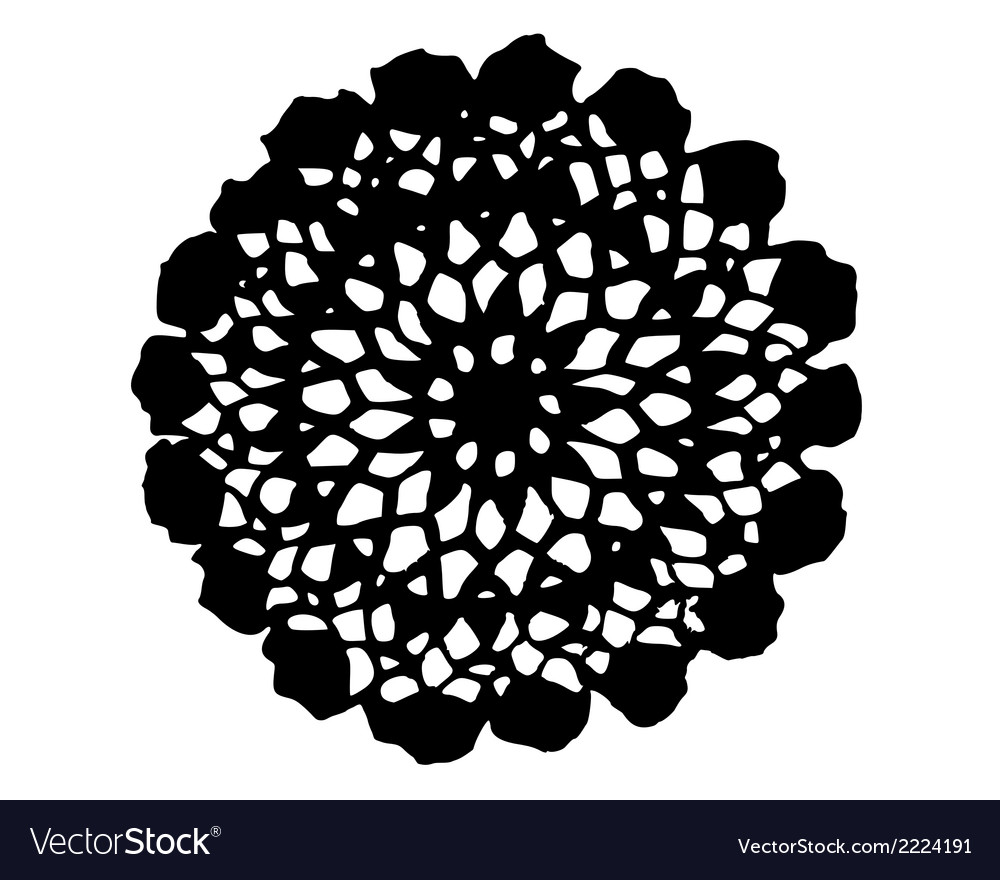Crochet work vector | Price: 1 Credit (USD $1)